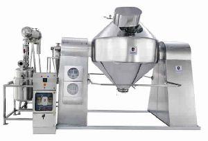 Rotary Double Cone Vocuum Dryer
