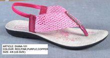 Flat Heel Women Sandal