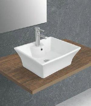 Plain Table Top Wash Basin Manufacturer In Nashik Maharashtra