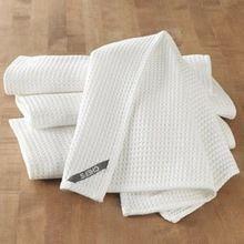 White Waffle Tea Towel