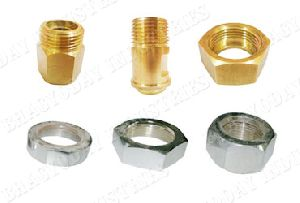 Brass Gas Pipe Fittings