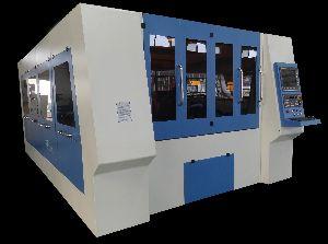 Fiber Laser Cutting Machines