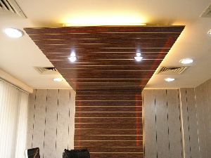 Pvc Wooden All Type Of False Cealing