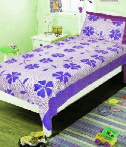 Single Designer Printed Bed Sheet