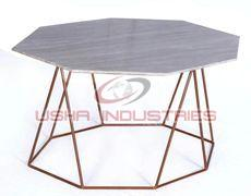 Octagonal Marble Table Top