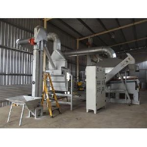 Automatic Seed Cleaning Machine