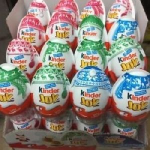 Kinder Joy Surprise Eggs Chocolate Candy