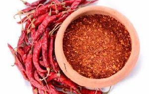 Guntur Red Chilli Powder