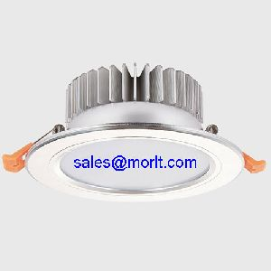 6inch 15w 18w led down light round customized factory for resturant hotel hospital