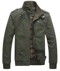 Mens Full Sleeves Casual Jacket