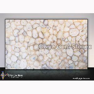 Crystal Stone Agate Slab