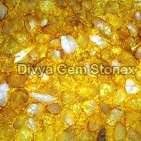 Dye Crystal Stone Slabs