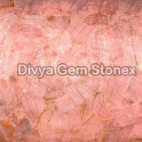 Rose Quartz Stone Slabs