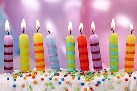 Birthday Candle
