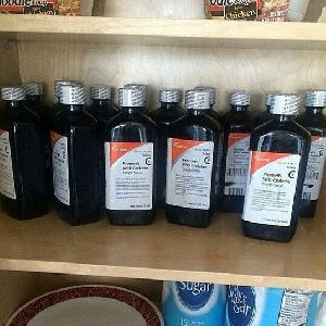 Actavis Promethazine Codine Purple Cough Syrup