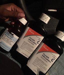 Actavis purple cough syrup 16oz and 32oz