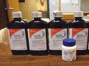 Actavis Syrup