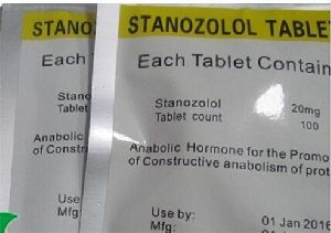 Stanozolol steroids tablets best