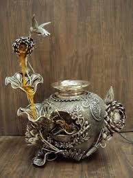 Silver Plated Water Fountain