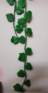 Artificial Green Leaf Garland