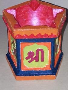 Terracotta Decorative Diya