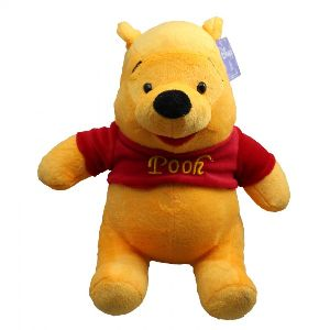 Pooh Soft Toy