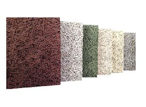 Wood Wool Acoustic Panels