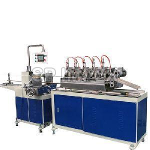 Automatic Straw Making Machine