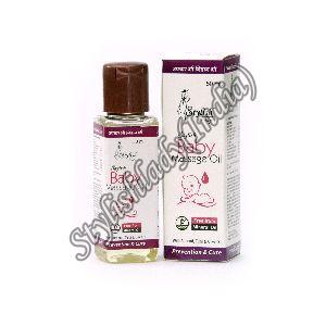 Stylish Baby Massage Oil