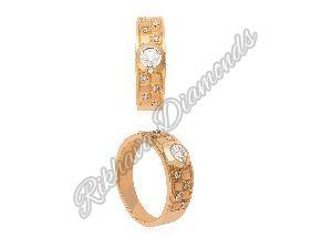 GR-6 Mens Diamond Ring