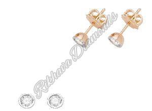 IER-10 Diamond Earrings