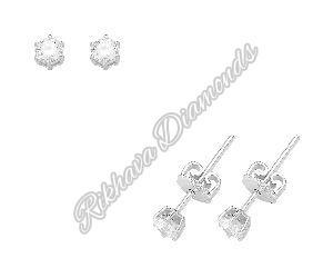 IER-13 Diamond Earrings