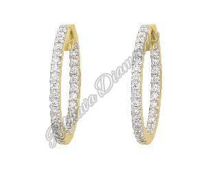 IER-8 Diamond Earrings