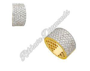 IGR-9 Mens Diamond Ring