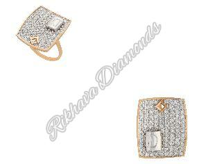 ILR-21 Mens Diamond Ring