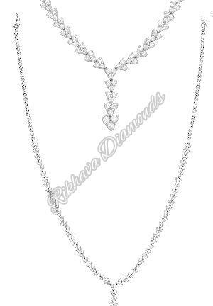 INK-3  Diamond Necklace