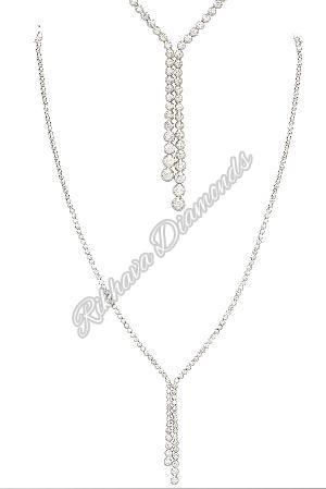 INK-4 Diamond Necklace