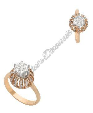 INR-24 Women Diamond Ring