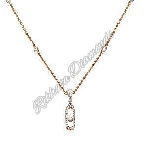 IPN-02 Diamond Pendant