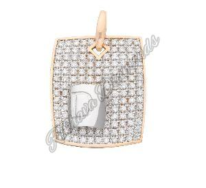 IPN-10 Diamond Pendant