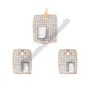 IPN-10, IPNER-10 Diamond Pendant
