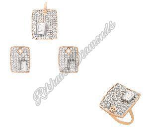 IPN-10, IPNER-10, ILR-21  Diamond Pendant