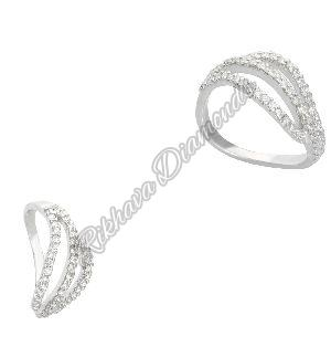 LR-156 Women Diamond Ring