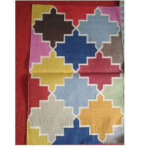 Designer Cotton Rug