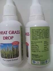 Wheatgrass Drop