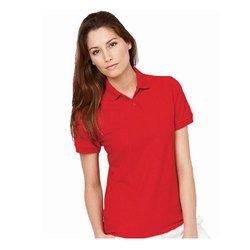 Ladies Polo T-Shirt