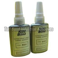 Ultraviolet Light Curing Adhesive