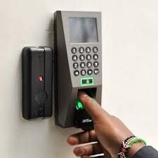Automatic Access Control System