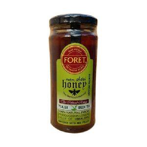 Green Tea And Tulsi Honey