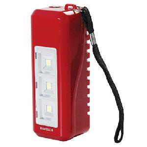Havells 1.5 Watt Led Emergency Light Glanz Solar